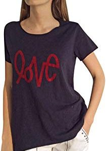 Five Jeans : tee shirt love
